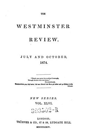 The Foreign Quarterly Review PDF