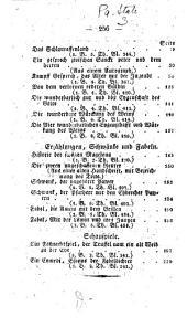 Eine auswahl für freunde der älteren vaterlandischen dichtkunst: Band 1