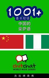 1001+ 基本短语 中国的 - 豪萨语