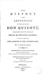 The History and Adventures of the Renowned Don Quixote,4