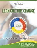 Lean Culture Change