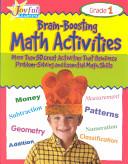 Brain Boosting Math Activities Grade 1 PDF