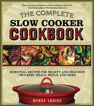 Complete Slow Cooker Cookbook PDF