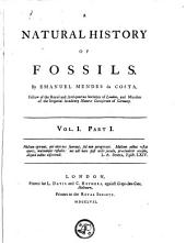A Natural History Of Fossils: Volume 1, Part 1