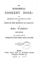 The sixpenny economical cookery book PDF
