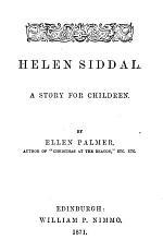 Helen Siddal