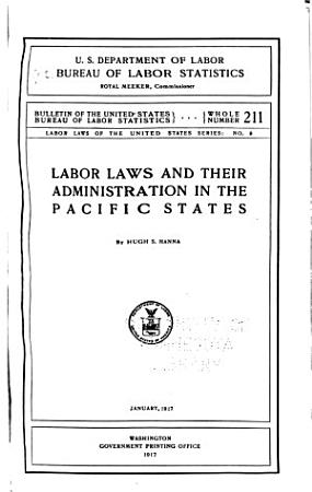 Labor laws of the United States series PDF