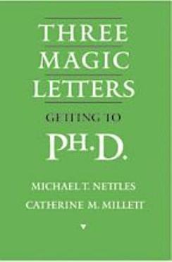 Three Magic Letters PDF