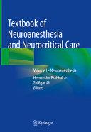 Textbook of Neuroanesthesia and Neurocritical Care PDF