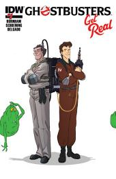 Ghostbusters: Get Real #1