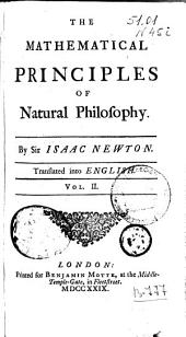 The Mathematical Principles of Natural Philosophy: Volume 2