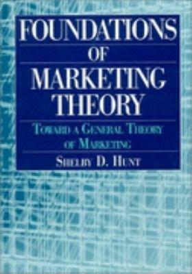 Foundations of Marketing Theory