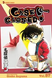 Case Closed, Vol. 57: A Devil Of A Case