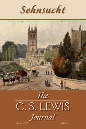 Sehnsucht  The C  S  Lewis Journal