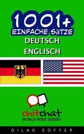 1001+ Einfache Sätze Deutsch - Englisch