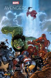 Avengers (20 Ans Panini Comics): La séparation