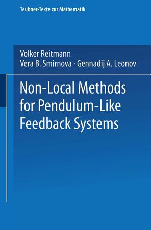 Non Local Methods for Pendulum Like Feedback Systems PDF