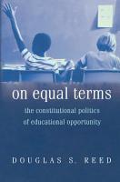 On Equal Terms PDF