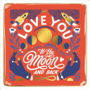 Love You To The Moon And Back Porcelain Tray Book PDF