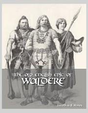 The Old English Epic of Waldere PDF