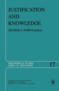 Justification and Knowledge PDF