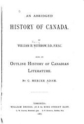 An Abridged History of Canada
