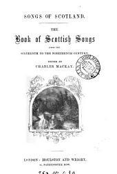 Songs of Scotland, ed. by C. Mackay