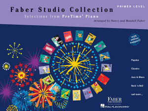 Faber Studio Collection  Selections from PreTime Piano Primer Level
