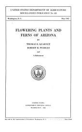Flowering Plants and Ferns of Arizona