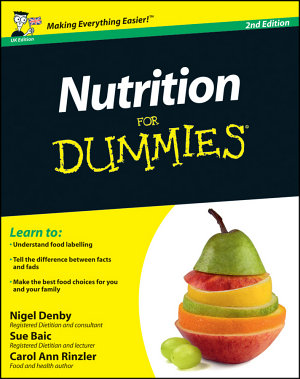 Nutrition For Dummies PDF