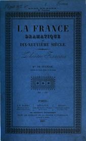 Madame de Sévigné: Comédie en trois actes et en prose