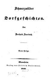 Schwarzwälder Dorfgeschichten: Band 2