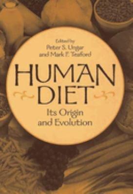 Human Diet PDF