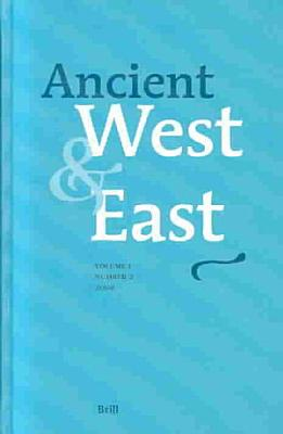 Ancient West and East PDF