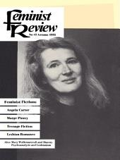 Feminist Review: Issue, Issue 33