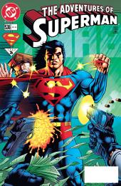 Adventures of Superman (1987-) #536
