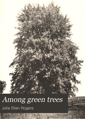 Among Green Trees: A Guide to Pleasant and Profitable Acquaintance with Familiar Trees