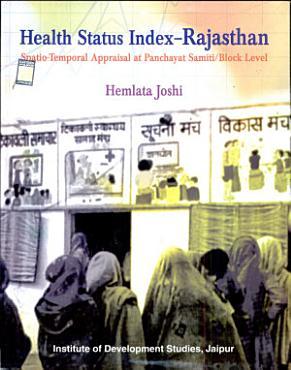 Health Status Index  Rajasthan PDF