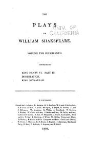 The Plays of William Shakspeare: With the Corrections and Illustrations of Various Commentators, to which are Added Notes, Volume 14