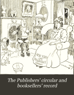 The Publishers  Circular and Booksellers  Record PDF
