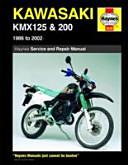 Kawasaki KMX125 and 200 Service and Repair Manual