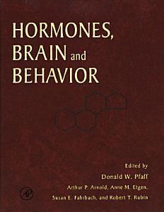 Hormones  Brain and Behavior  Five Volume Set