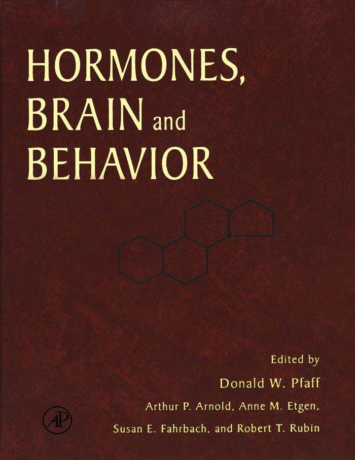 Hormones, Brain and Behavior, Five-Volume Set