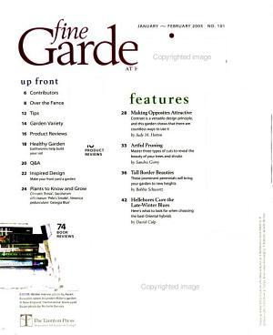Fine Gardening PDF