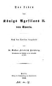Das Leber des Königs Agesilaos ii. von Sparta