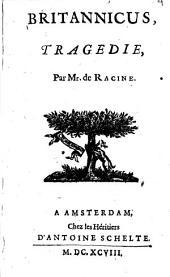 Britannicus, tragedie: Volume1