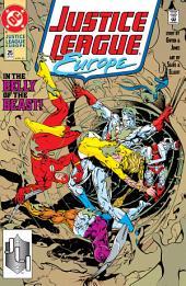 Justice League Europe (1989-) #25