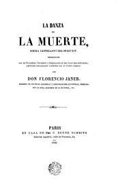 La danza de la muerte: poema castellano del siglo XIV