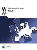 Better Regulation in Europe Better Regulation in Europe: Italy 2012 Revised edition, June 2013