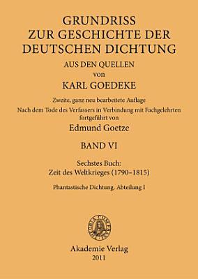 Siebentes Buch  Zeit des Weltkrieges  1790   1815  PDF